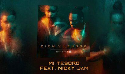Así es 'Mi Tesoro' nuevo disco de Nicky Jam y Zion & lennox - Entretengo