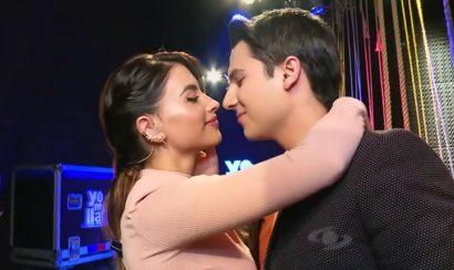 Pipe Bueno besa a Jessica Cediel en 'Yo me llamo' - Entretengo