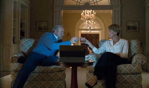 Netflix revela primeras imágenes de la quinta temporada de House of Cards