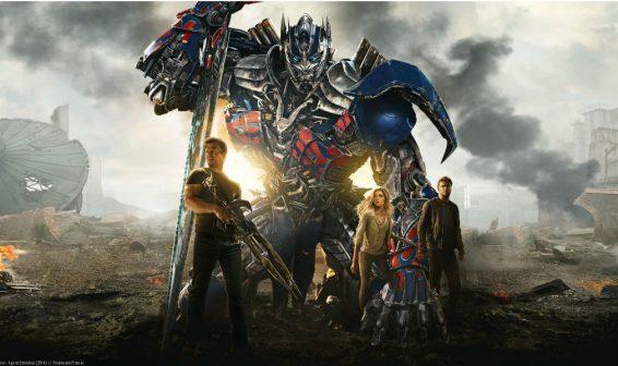 Revelan nuevo trailer de la película Transformers 5: El Último Caballero