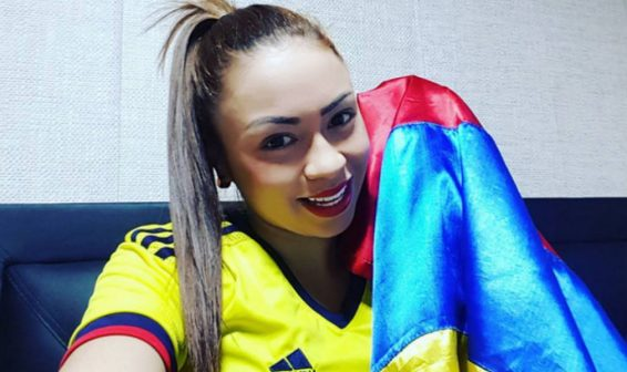 Daneidy Barrera Rojas 'Epa Colombia' estaría en problemas legales