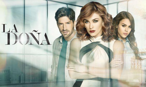 Telemundo realizará segunda temporada de la telenovela La Doña