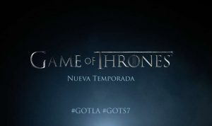 Subtitulado: Trailer séptima temporada de Game of Thrones - Entretengo