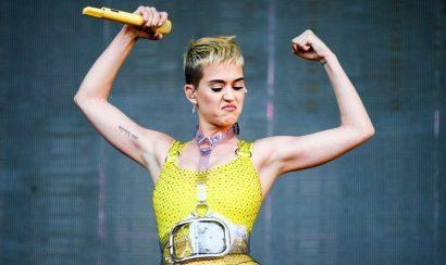 Katy Perry en American Idol ganará 25 millones de dólares - Entretengo
