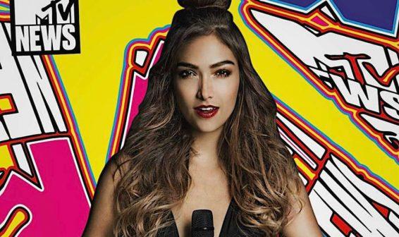 María Giraldo es la nueva VJ colombiana de MTV Latinoamérica