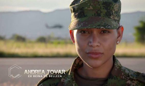 Canal RCN revela trailer del reality Soldados 1.0