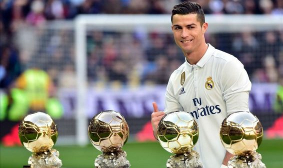 Cristiano Ronaldo ya es padre de gemelos