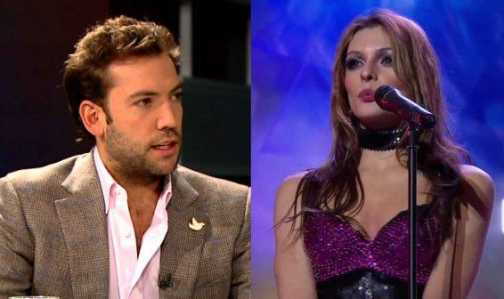 Danna Sultana desmiente romance con el hijo del presidente Juan Manuel Santos