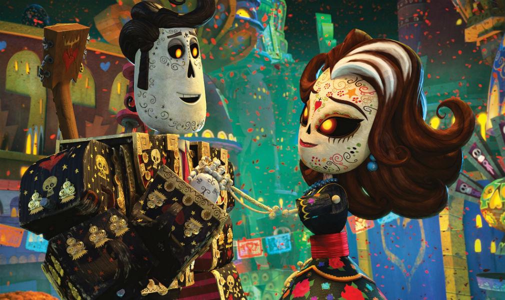 Anuncian secuela de la película animada El libro de la vida - Entretengo