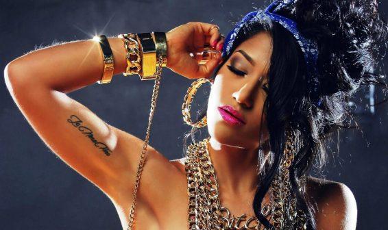 La colombiana Farina grabará canción a dúo con Nicki Minaj