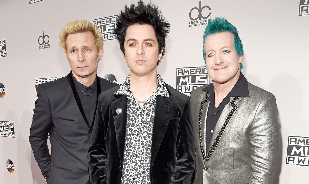 Green Day regresará a Colombia en el mes de Noviembre - Entretengo