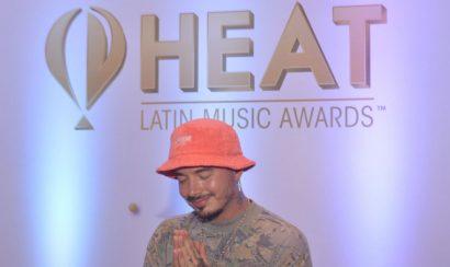 Lista completa de ganadores de los Premios Heat 2017 - Entretengo