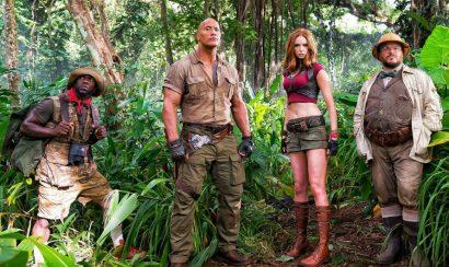 Sony Pictures revela primer trailer de Jumani en la selva - Entretengo