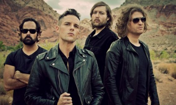 Banda musical The killers presenta su nueva canción 'The Man'