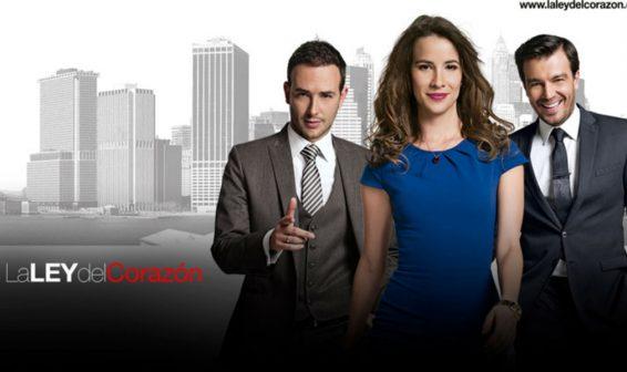 La Ley del Corazón será emitida por Telemundo