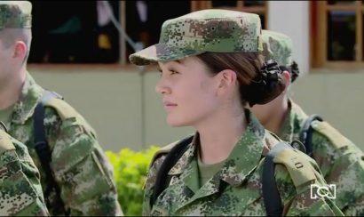 Por esta razón Lina Tejeiro se retiró de Soldados 1.0 - Entretengo