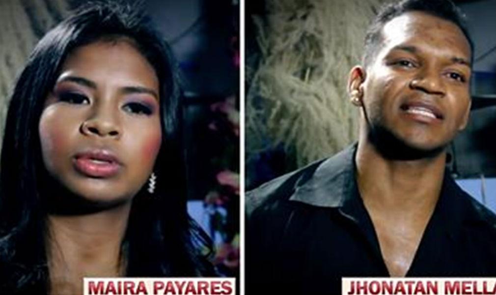 Publican entrevista de Mayra Payares y Jhonatan Mellao del vídeo 'Rico Tas Tas'