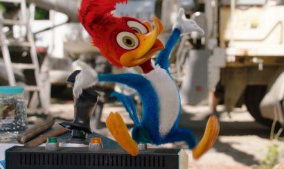 Revelan primer trailer de la película del Pájaro Loco - Entretengo