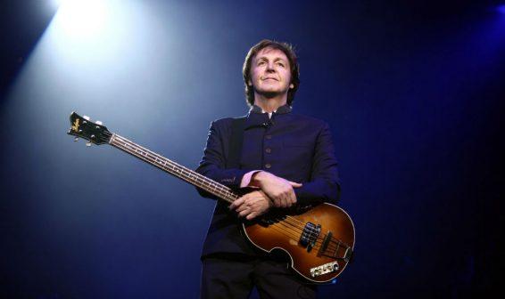 Paul McCartney anuncia concierto en Medellin para el mes de Octubre