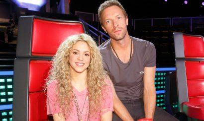 Chris Martin baila al ritmo de 'Me Enamoré' de Shakira - Entretengo