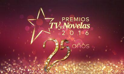 En esta fecha se realizará los Premios TV y Novelas 2017 - Entretengo