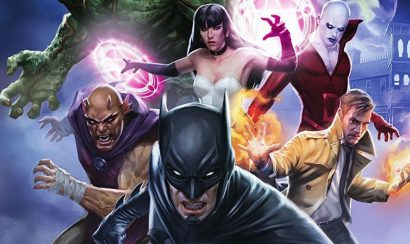 Liga de la justicia Oscura y Batigirl nuevas peliculas de DC - Entretengo