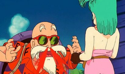 Denuncian al maestro Roshi de la serie Dragon Ball Z - Entretengo