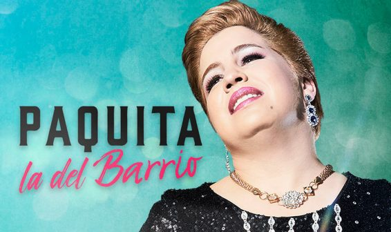 Canal RCN anuncia el estreno de 'Paquita la del barrio'