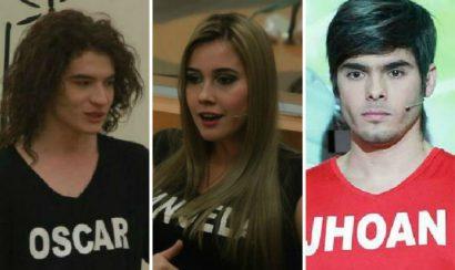 Participantes de Protagonistas de Nuestra Tele 2017 - Entretengo