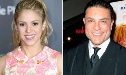 Con video Osvaldo Ríos recuerda a Shakira - Entretengo
