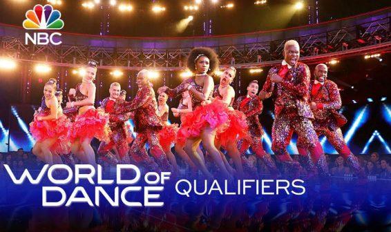 Swing Latino sorprende a Jennifer López en el concurso World of Dance