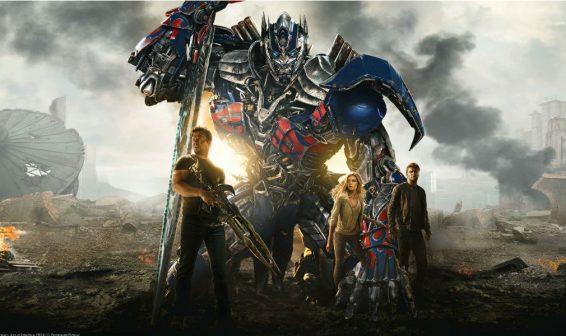 Cars 3 y Transformers 5 lideran las taquillas de cine este fin de semana