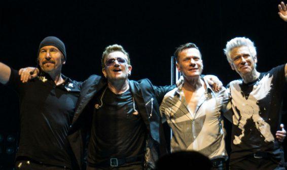 La banda irlandesa U2 realizará concierto en Colombia