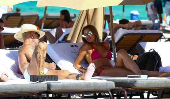 Ariadna Gutiérrez aclara rumores de la relación con Gianluca Vacchi