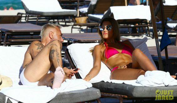 Confirmado: Ariadna Gutiérrez sí tiene una relación con Gianluca Vacchi