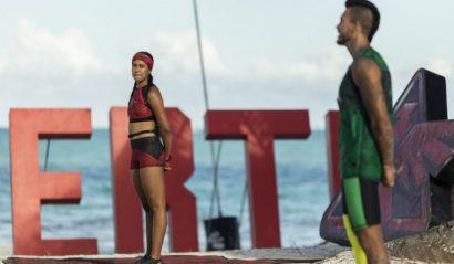 Camila es eliminada del Desafío Súper Humanos - Entretengo