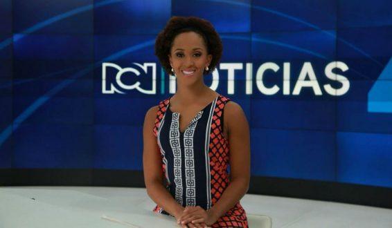 Edna Liliana es la nueva presentadora del noticiero CM& en Canal 1