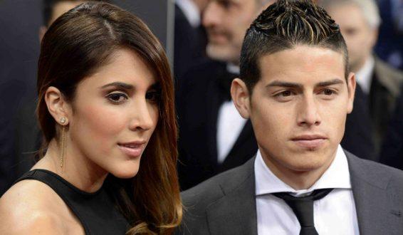 Así fue la relación amorosa entre James Rodriguez y Daniela Ospina