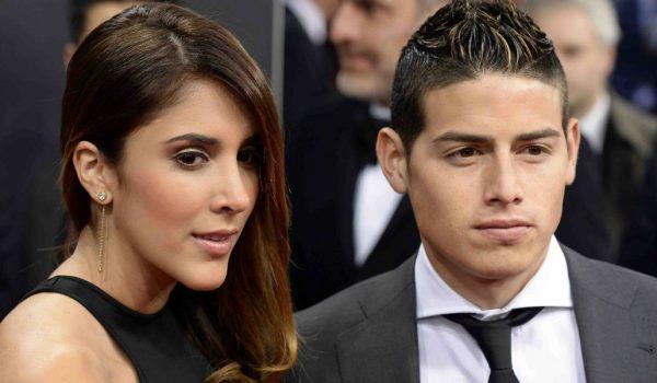 Así se conocieron James Rodriguez y Daniela Ospina - Entretengo