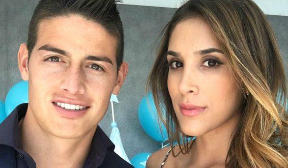 Insultan a Daniela Ospina por separarse de James Rodriguez