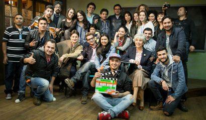 Actores de La nocturna realizan vídeo de agradecimiento - Entretengo