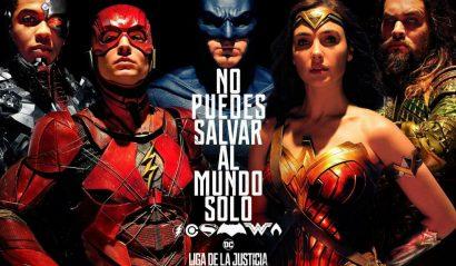 DC revela nuevo trailer de Liga de la Justicia - Entretengo