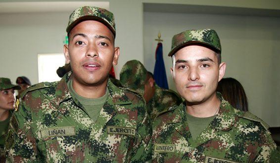 Orlando Liñan sería el ganador de Soldados 1.0