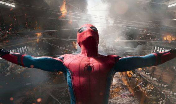 Spiderman Homecomming lidera la taquilla de cine este fin de semana