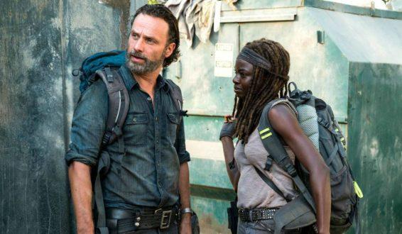 Octava temporada de The Walking Dead será estrenada el 22 de octubre