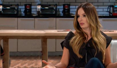 Claudia Bahamón presentadora de Protagonistas 2017 - Entretengo