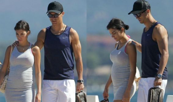 Cristiano Ronaldo sería padre por cuarta vez con Georgina Rodríguez