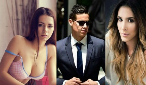 Insultan a modelo por la que James Rodriguez dejó a Daniela Ospina
