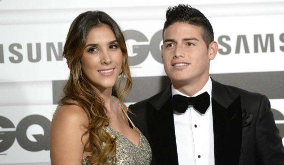 Matrimonio de James Rodríguez y Daniela Ospina se acaba por terceros