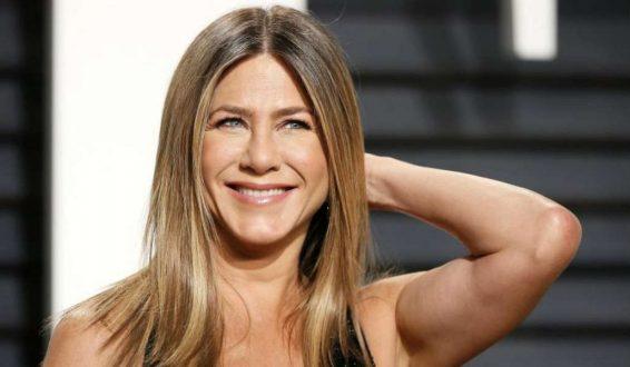 La actriz Jennifer Aniston se prepara para su regreso a la televisión